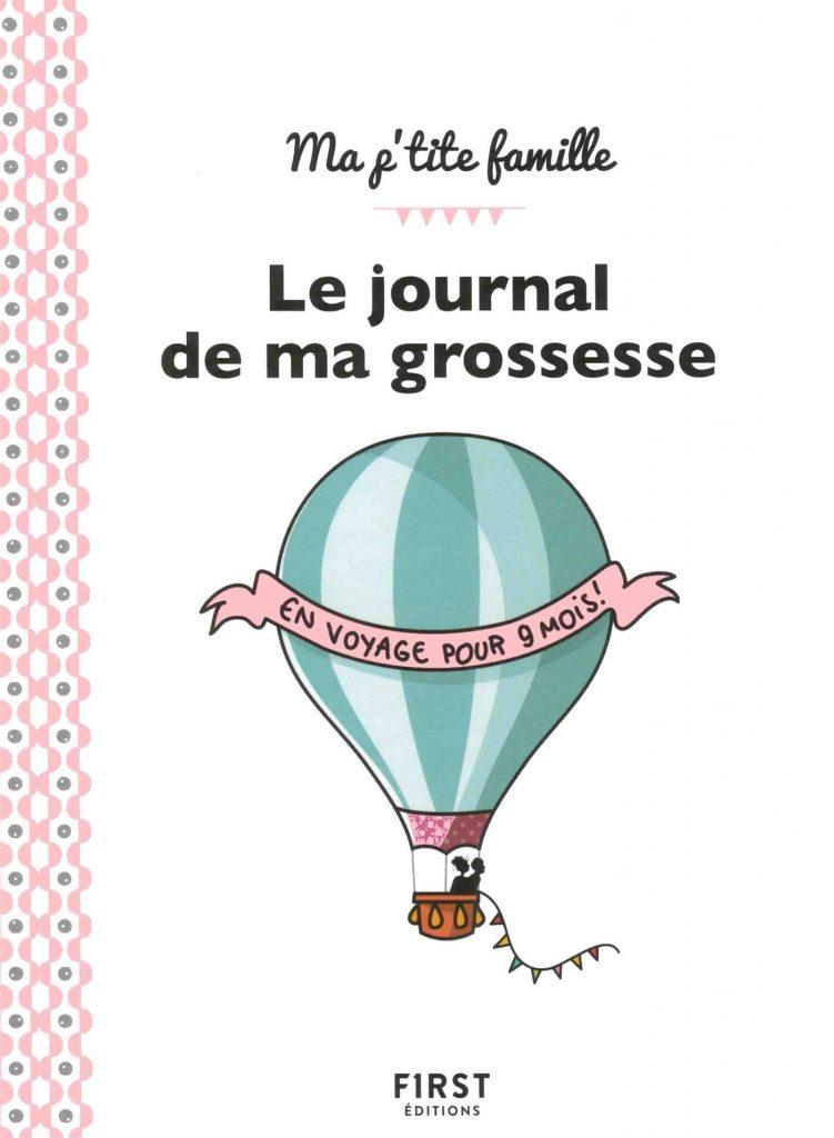 Le journal de ma grossesse est le livre parfait à offrir à une future maman.