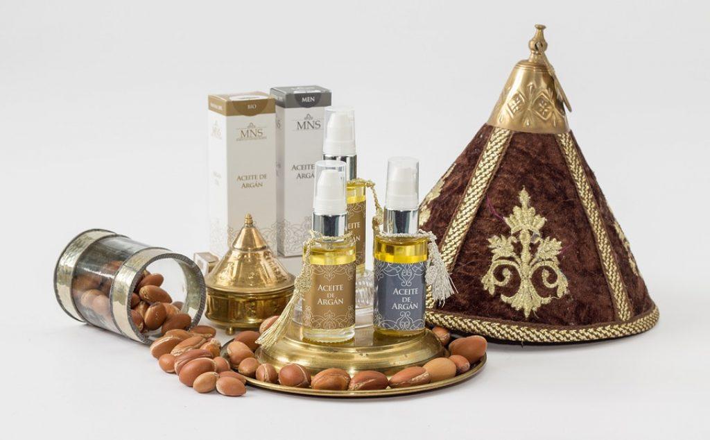 L'huile d'argan est une huile végétale pleine de vertu.