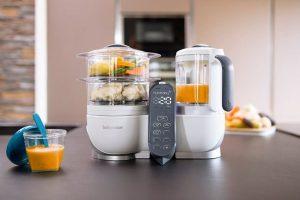 Nutribaby plus : le robot de cuisine pour toute la famille