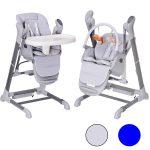 La chaise haute transat Splity 3 en 1 est a la pointe de la technologie.