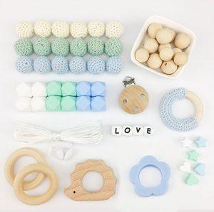 Découvrez comment fabriquer votre propre collier d'allaitement.