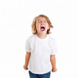 Il n'est pas toujours évident de gérer les excès de colère de son enfant.
