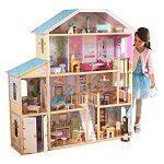 La maison de poupées Kidkraft Majestic fait partie des plus belles maisons de poupées disponibles sur le marché.