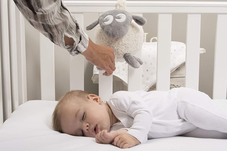 Le doudou bruit blanc permet à votre bout de chou de s'endormir rapidement.