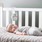 La peluche bruit blanc bébé est une aide au sommeil de taille pour votre bébé.