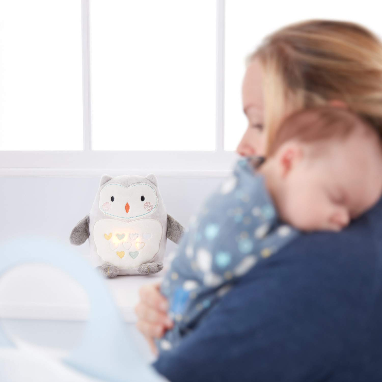 La peluche bruit blanc pour bébé aide votre enfant à dormir.
