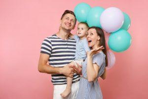 Organiser le premier anniversaire de bébé