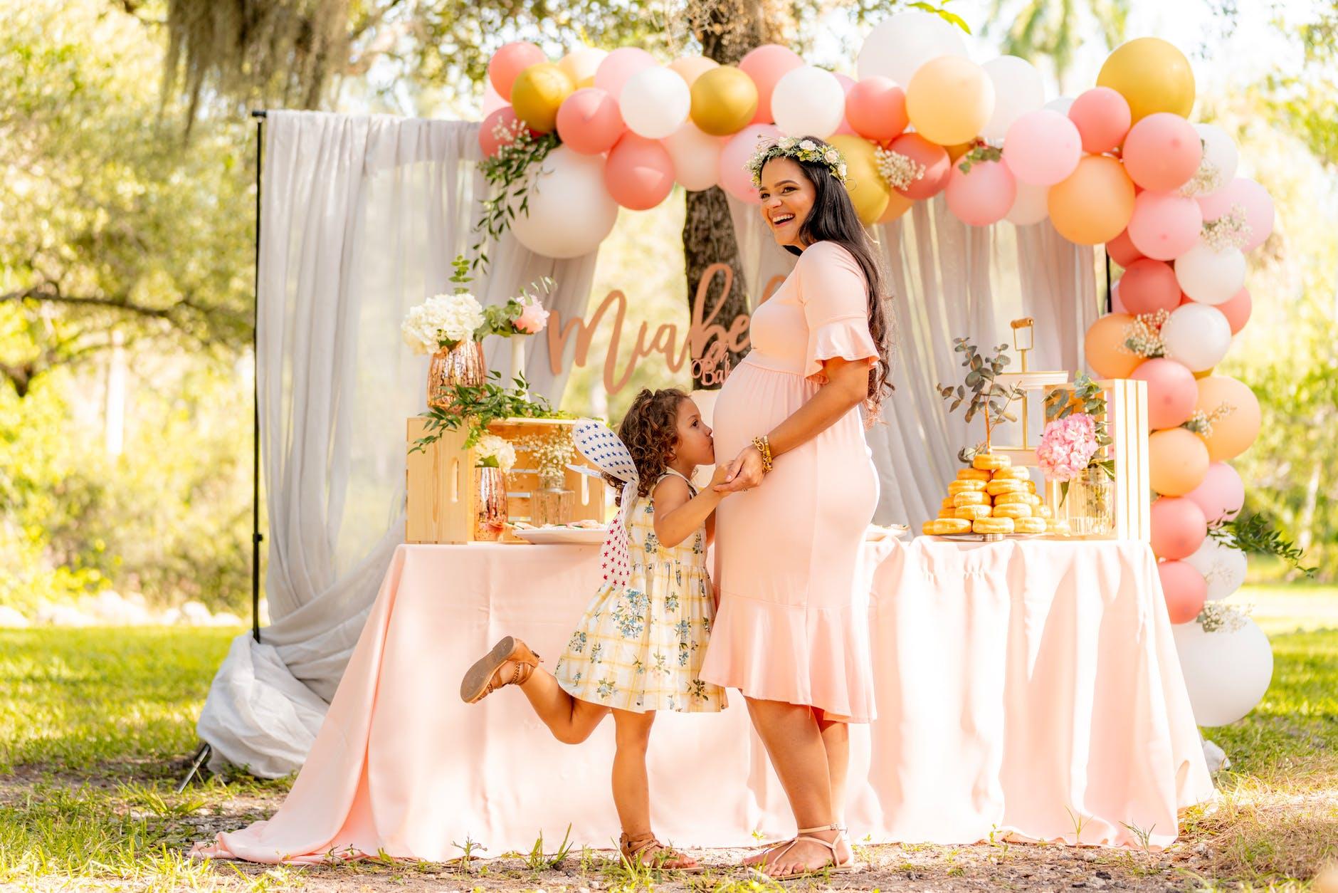 Il est important de faire une jolie décoration pour une baby shower.