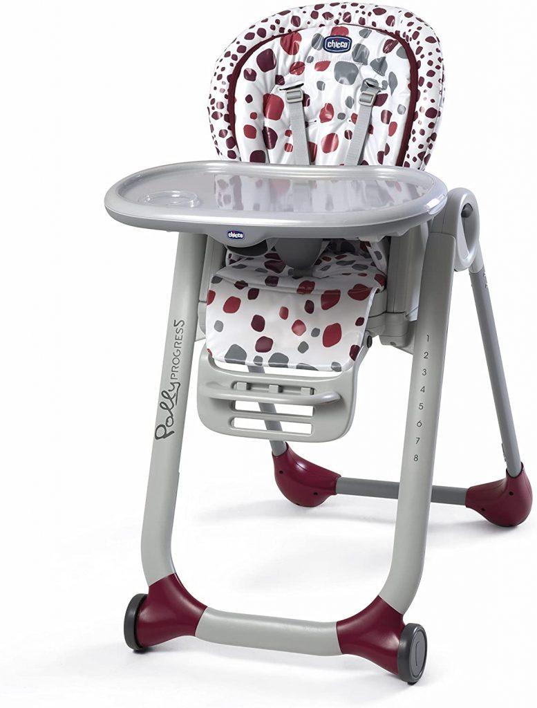 Chaise haute Chicco : les meilleurs modèles - Blog bébé