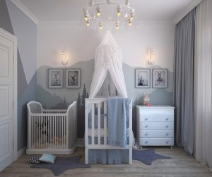Comment décorer la chambre d'un bébé ?