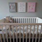 Aménager la chambre de bébé permet de réaliser un petit nid douillet pour votre petit amour.