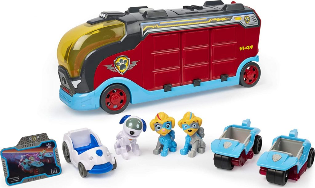 Ce camion Mighty Pups se prénomme Mission Cruiser.