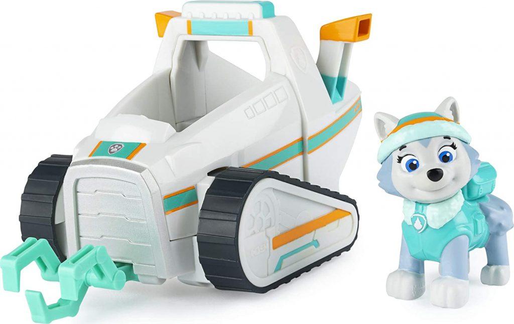 Le personnage d'Everest de la Paw Patrol est un husky.