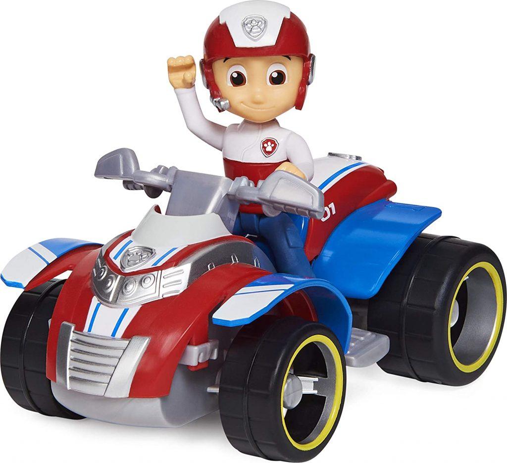 La personnage de Ryder de la Paw Patrol est un petit garçon de 10 ans.