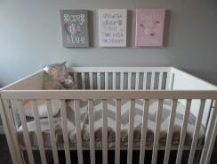 Comment aménager la chambre de bébé?