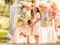 Baby shower: nos idées pour une décoration tendance