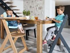 Chaise haute en bois évolutive : comment la choisir ?
