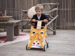 Chariot de marche pour bébé : les meilleurs modèles