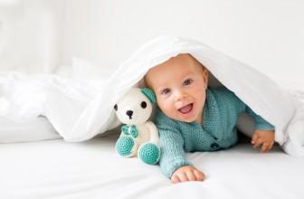 Comment favoriser le bon développement du corps de bébé ?