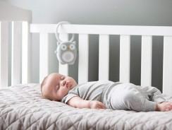 Peluche bruit blanc bébé : le top 10