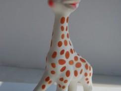 Sophie la girafe n'est pas toxique !