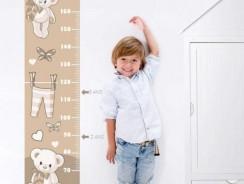 La toise bébé : un accessoire indispensable